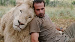 Thirty B4 Thirty: Day 13- This Guy Hugs Lions…Annnd This Is What They Do Back