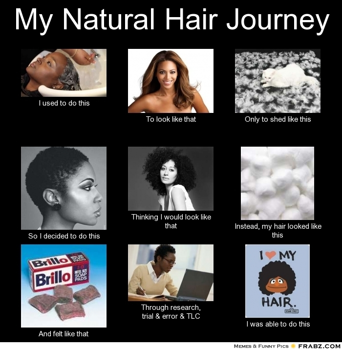 Thirty B4 Thirty: Day 21- Open Letter To The Girl Who Wants To Go Natural