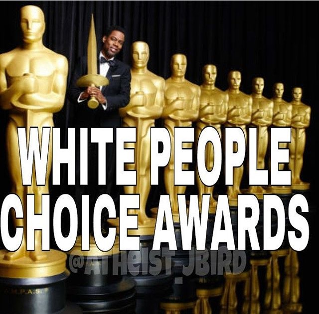 If You Didn't Like Chris Rock's Oscar Speech, You Should Probably Get Your Life