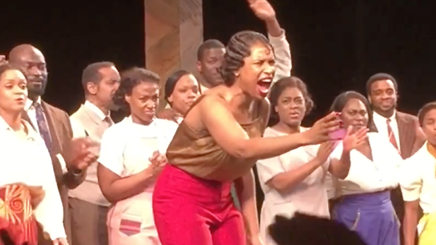 Video Of The Day: When Jennifer Hudson Auditioned For The Prince Tribute, And Didn't Know It